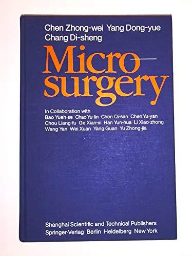 9783540112815: Microsurgery