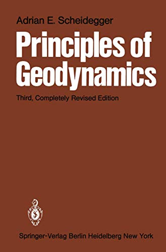 9783540113232: Principles of Geodynamics