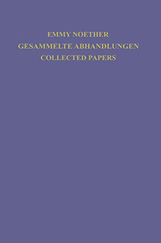 9783540115045: Gesammelte Abhandlungen - Collected Papers (English and German Edition)