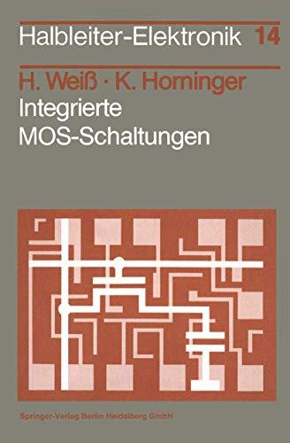 9783540115458: Halbleiter-Elektronik