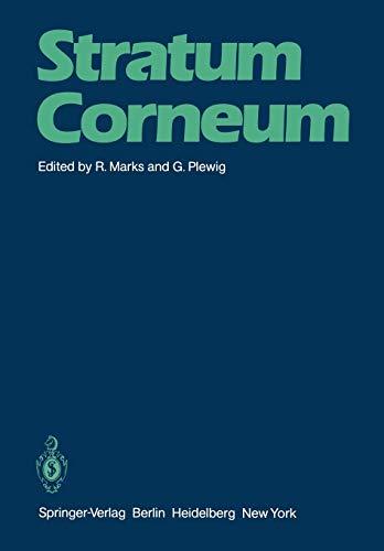 9783540117049: Stratum Corneum