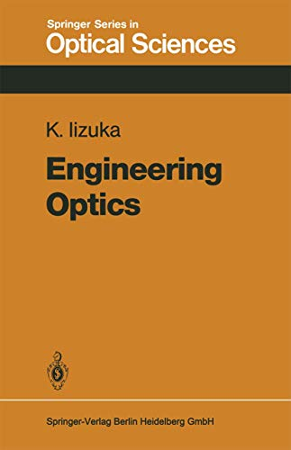 9783540117933: Engineering Optics