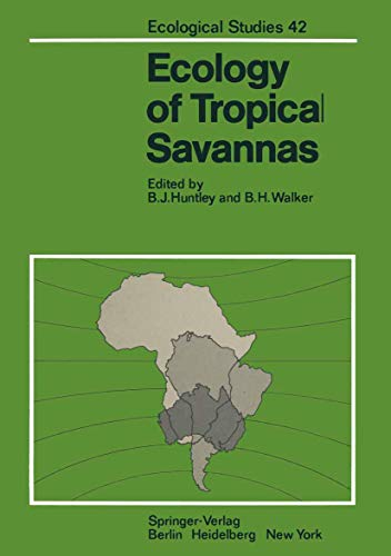 9783540118855: Ecology of Tropical Savannas (Ecological Studies)