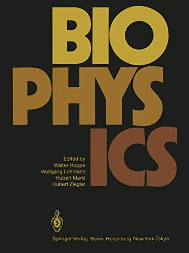 9783540120834: Biophysics