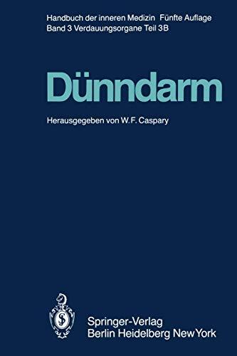 9783540121190: Dünndarm B (Handbuch der inneren Medizin / Verdauungsorgane)