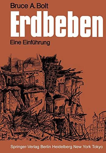 9783540127536: Erdbeben: Eine Einfuhrung