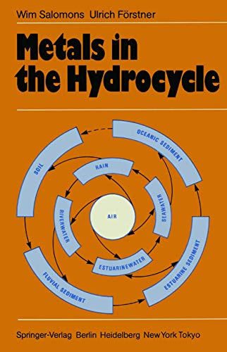 Metals in the Hydrocycle: Salomons, Wim, F?rstner,
