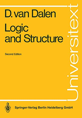 9783540128311: Logic and Structure