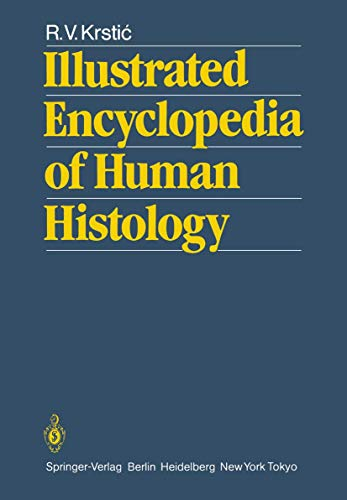 9783540131427: Illustrated Encyclopedia of Human Histology