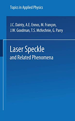 9783540131694: Laser Speckle and Related Phenomena (Topics in Applied Physics)