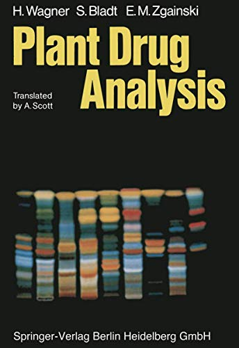 9783540131953: Plant Drug Analysis