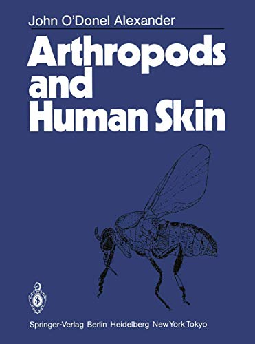 9783540132356: Arthropods and Human Skin