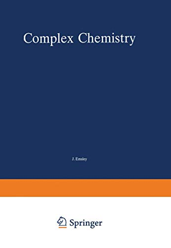 9783540134114: Complex Chemistry (Structure and Bonding 57)