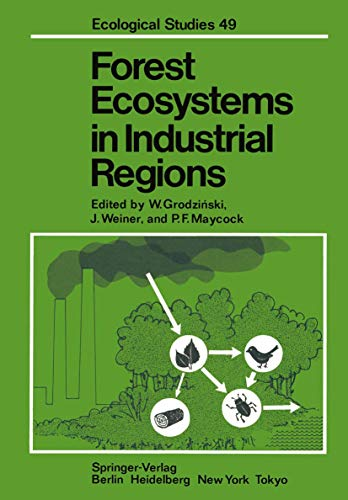 Forest Ecosystems in Industrial Regions: Studies on