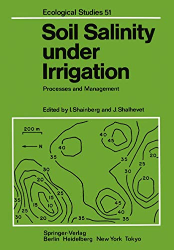 Soil Salinity under Irrigation: Processes and Management (Ecological Studies)