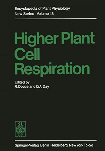 9783540139355: Higher Plant Cell Respiration (Encyclopedia of Plant Physiology)