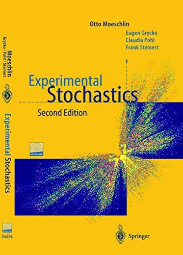 9783540140306: Experimental Stochastics
