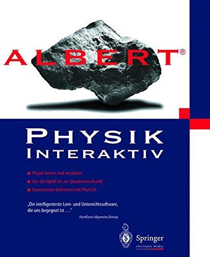 9783540147893: Albert Physik Interaktiv