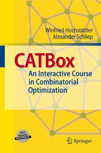 9783540148876: CATBox: An Interactive Course in Combinatorial Optimization