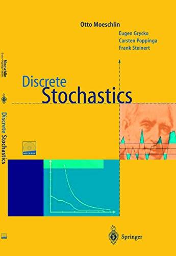 9783540149132: Discrete Stochastics