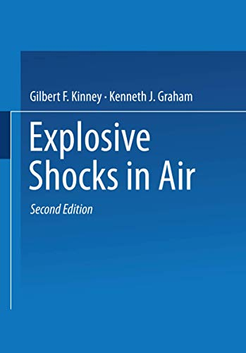 9783540151470: Explosive Shocks in Air