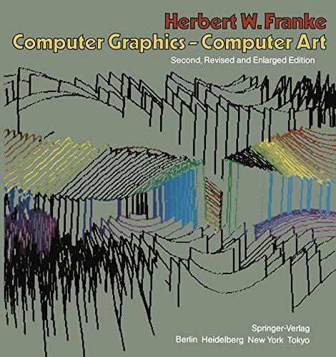 9783540151494: Computer Graphics Computer Art