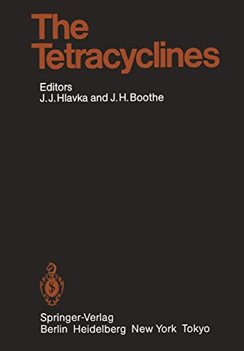 9783540152590: The Tetracyclines (Handbook of Experimental Pharmacology)