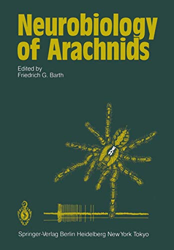 9783540153030: Neurobiology of Arachnids