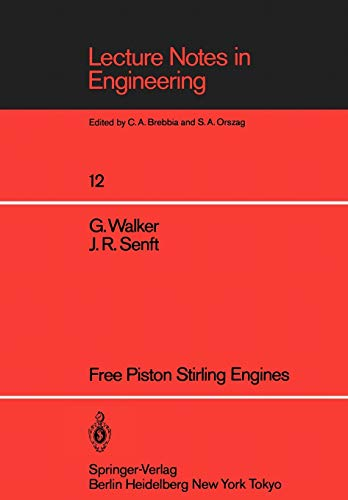 9783540154952: Free Piston Stirling Engines (Lecture Notes in Engineering)