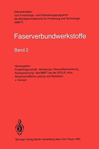 Faserverbundwerkstoffe (German Edition): Springer