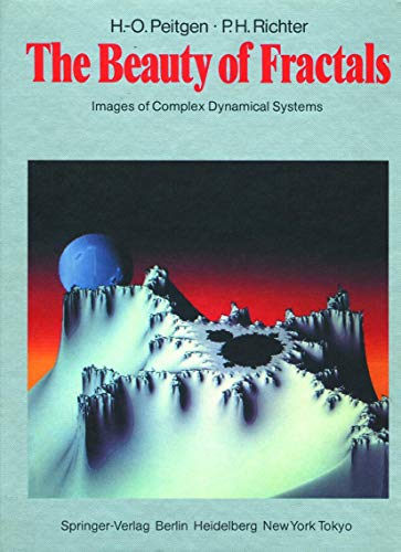 9783540158516: The Beauty of Fractals: Images of Complex Dynamical Systems