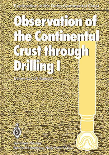 Observation of the Continental Crust through Drilling: B. Raleigh