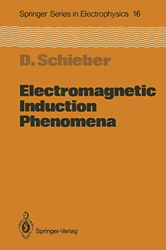 9783540162667: Electromagnetic Induction Phenomena (Springer Series in Electronics and Photonics)