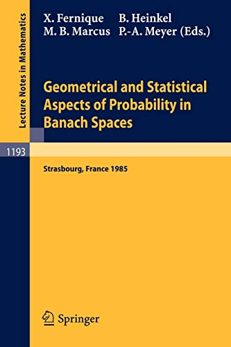 Geometrical and Statistical Aspects of Probability in