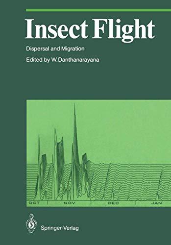Insect Flight: Dispersal and Migration;: Danthanarayana, W. [Ed.].