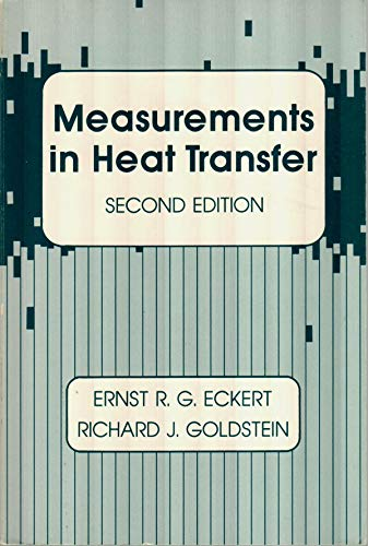 9783540169574: Measurements in Heat Transfer