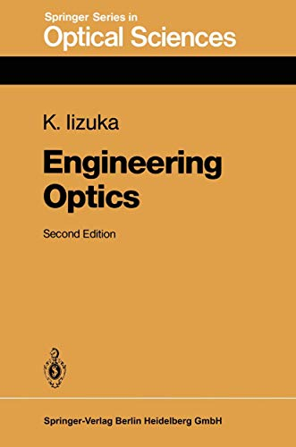 9783540171317: Engineering Optics : 2nd Edition 1987 (Springer Series in Optical Sciences)
