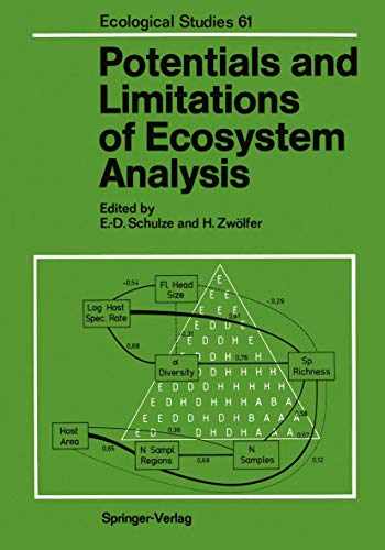 Potentials and Limitations of Ecosystem Analysis (Ecological Studies)