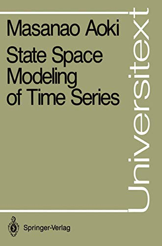 9783540172567: State Space Modeling of Time Series