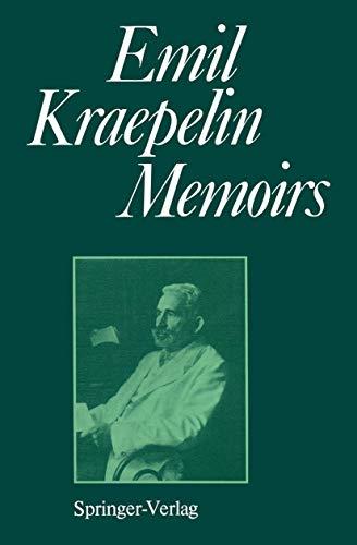 9783540175803: Memoirs