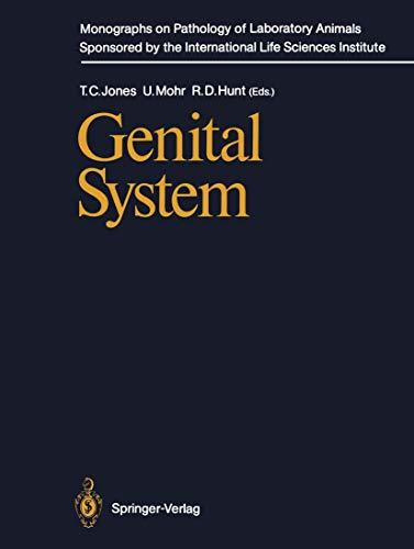 9783540176046: Genital System (Monographs on Pathology of Laboratory Animals)