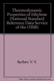 9783540176336: Thermodynamic Properties of Ethylene (National Standard Reference Data Service of the USSR)