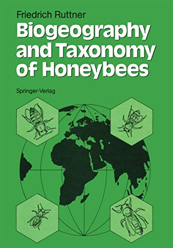 9783540177814: Biogeography and Taxonomy of Honeybees
