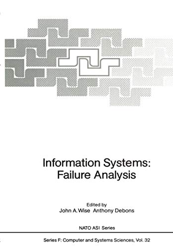 9783540178002: Information Systems: Failure Analysis (Nato ASI Subseries F:)