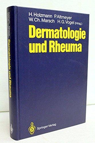 9783540178118: Dermatologie und Rheuma