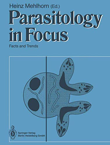 9783540178385: Parasitology in Focus: Facts and Trends