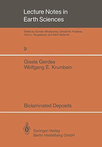 9783540179375: Biolaminated Deposits (Lecture Notes in Earth Sciences)