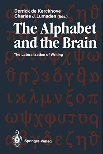 9783540181224: The Alphabet and the Brain: The Lateralization of Writing