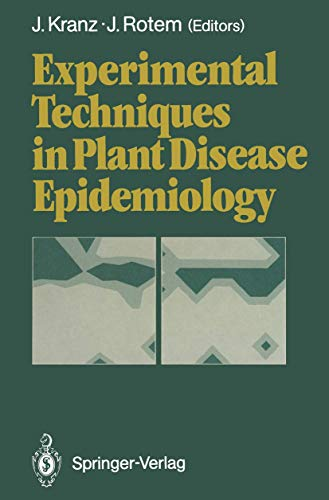 9783540181286: Experimental Techniques in Plant Disease Epidemiology
