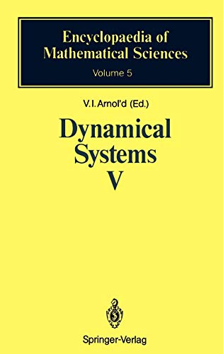 9783540181736: Dynamical Systems V: Bifurcation Theory and Catastrophe Theory (Encyclopaedia of Mathematical Sciences) (v. 5)